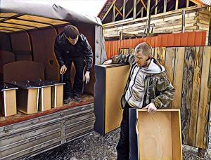 Переезды, грузчики, грузоперевозки, грузотакси, доставка в Абакане, Хакасии. ЕДС 267-267, 89083267267. vezet19.ru