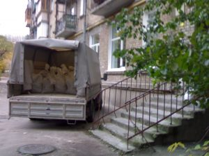Вывоз строительного мусора Абакан газель
