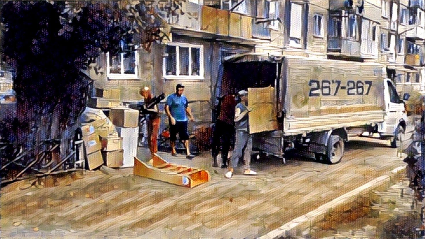 Грузоперевозки Абакан, грузовое такси. Услуги грузчиков. Переезды, вывоз строительного мусора. Т. 267-267