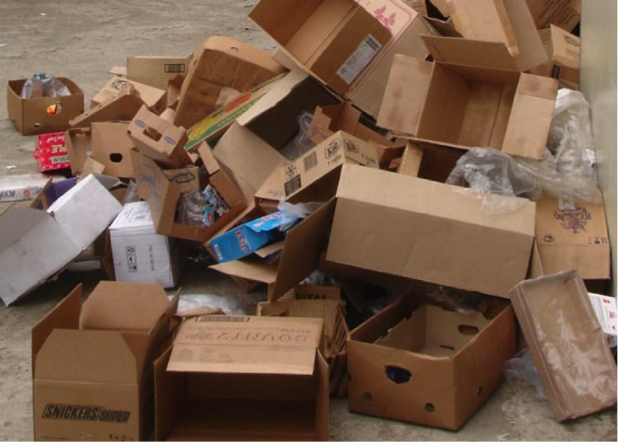Вывезем картонные коробки, полиэтилен, книги, бумагу и прочую упаковку в Абакане, Хакасии, 89083267267. 267-267